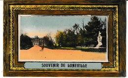 Meurthe Et Moselle Souvenir De LUNEVILLE (carte à Système) - Luneville