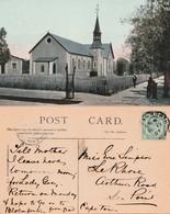 South Africa, Cape Of Good Hope, Aliwal North High School, Kindergarten Dept., Used ALIWAL NORTH DEC 19 07 - South Africa