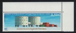 FSAT TAAF Station Concordia 1v Corner MNH SG#541 MI#567 - Franse Zuidelijke En Antarctische Gebieden (TAAF)