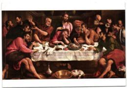 Roma - Jacopo Bassano - L'Ultima Cena - Roma
