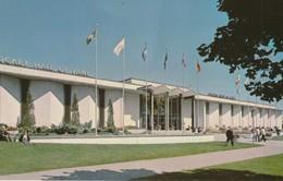 Canadian National Exhibition, Toronto, Ontario  Hockey Hall Of Fame Pre-stamped Postcard - Toronto