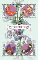 Union Island   , Grenadines  Of St. Vincent 2019  Fauna Butterflies   I201901 - St.Vincent & Grenadines