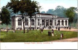 Ohio Columbus Carnegie Public Library - Columbus