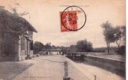 57 - Moselle - NOVEANT Sur MOSELLE  - L Ecluse Du Canal - 1920 - Sonstige Gemeinden