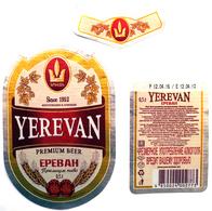 Yerevan Beer Label Armenia - Bier