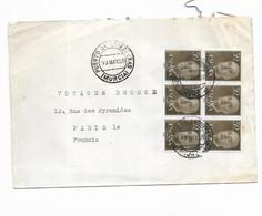 1955 Albergue De Carretera Puerto Lumbreras Murcia - Machine Stamps (ATM)