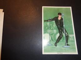 Artiste ( 866 )  Artiest Zanger  Chanteur  ( Geen Postkaart , Blanco Op Achterkant )  :   Vince Taylor - Singers & Musicians
