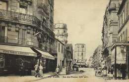 PARIS Rue Des Plants (XIVe) Vins Tabacs Liqueurs Commerces RV Potage Maggi - District 14