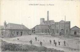 ETRICOURT: LA RAPERIE - France
