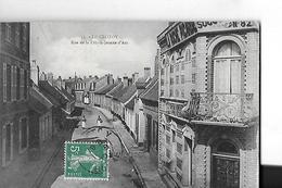 LE CROTOY   N 59  RUE DE LA PRISON JEANNE D ARC        DEPT 80 - Le Crotoy