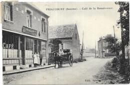 FRIAUCOURT: CAFE DE LA RENAISSANCE - France