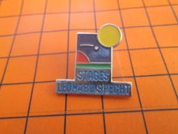 2319 Pin's Pins / Beau Et Rare / Thème SPORTS / FOOTBALL CLUB LEONARD SPECHT - Calcio