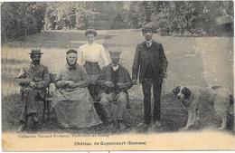 CHATEAU DE GUYENCOURT - Other Municipalities