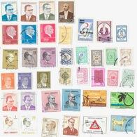 Lot Vrac 39 Timbres Turquie (Türkiye) Neufs Et Oblitérés - Lots & Kiloware (mixtures) - Max. 999 Stamps