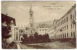 Torino LANZO PARROCCHIA ISTITUTO ALBERT E COLLEGIO - Altre Città