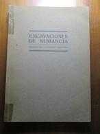 Excavaciones De Numancia 1912 Memoria De La Comision Ejecutiva - Aardrijkskunde & Reizen