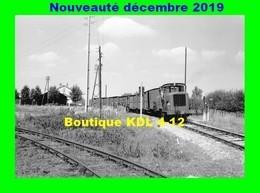 AL 618 - Train - Locotracteur BA 13 - ECUEILLE - Indre - BA - France