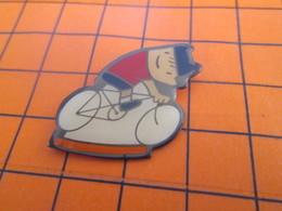 2319 Pin's Pins / Beau Et Rare / Thème JEUX OLYMPIQUES/ BARCELONA 92 CYCLISME VELO BICYCLETTE - Olympische Spelen