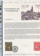 Collection Historique Du Timbre-poste - TTB - Ref.0061 - CATHEDRALE DE STRASBOURG - Frankreich