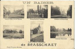 Brasschaet -  Brasschaat - Un Baiser De Brassachaet 1921 - Brasschaat