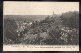 CHATEAUFORT 78 - Vue Prise D'une Des Fenêtres De L'hotel De Chateaufort Et Du Touring Club - #B780 - France