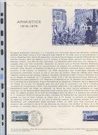 Collection Historique Du Timbre-poste - TTB - Ref.0085 - ARMISTICE 1918-1978 - Francia