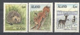 Aland, Yvert 44/46**, MNH - Aland
