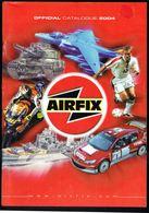 """Catalogue De Modélisme """"AIRFIX"""" - Année 2004. - Littérature & DVD"""