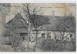 Château Benoist-environs De Saulieu - Non Classés