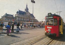 Roubaix (59) Mairie De Roubaix - Motrice N°378 - Roubaix