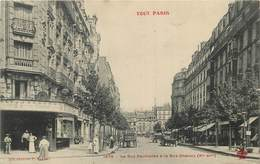TOUT PARIS - La Rue Faidherbe à La Rue Chanzy. - Distretto: 11