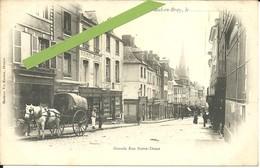 -  76  -  NEUFCHATEL-en-BRAY -  GRANDE RUE - Neufchâtel En Bray