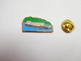 Beau Pin's , Marine Bateau , Le Compiégne , Chaland , Péniche , Batellerie - Boats