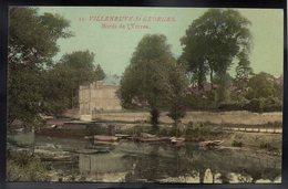 VILLENEUVE SAINT GEORGES 94 - Bords De L'Yerres - #B796 - Villeneuve Saint Georges