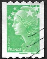 FRANCE  2008 - YT  219   Roulette - Beaujard - Oblitéré - Francia