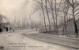 Saint Dizier - Le Pont Godard-Jeanson - Saint Dizier
