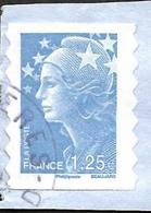 FRANCE  2008 - YT  216  - Beaujard - Oblitéré - Francia