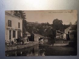 Haraucourt- Le Ruisseau - Autres Communes