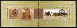 United Arab Emirates 2008 UAE / Birds Camel MNH Vögel Aves Camellos Oiseaux / Cu15427  5-6 - Pájaros