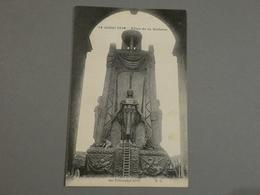 FETES DE LA VICTOIRE. VICTORY FETE. 14/07/1919. ED. E.C N°876 .  LE CENOTAPHE SOUS L'ARC DE TRIOMPHE. - Guerra 1914-18