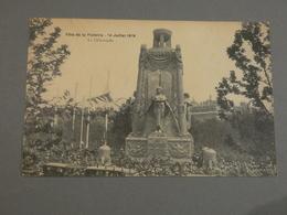 FETES DE LA VICTOIRE. VICTORY FETE. 14/07/1919.   LE CENOTAPHE . - Guerra 1914-18