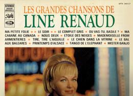 Les Grandes Chansons De Line Renaud (Pathé) - Compilations