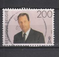 COB 2599 Oblitéré Cachet Rond Central - 1993-.. MVTM
