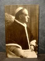 (FP.NV66) PAPA S.S. PIO XI - FOT. G. ARTICO (SS) - Popes