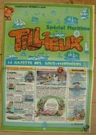 Tillieux. - Supplément Spirou Spécial Maritime. - 1978. - Spirou Magazine