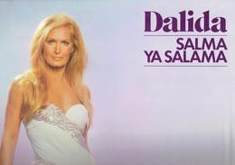 Dalida Salma Ya Salama (Sonopress, Orlando Records) - Disco, Pop