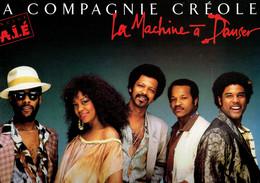 La Compagnie Créole : La Machine à Danser (Carrère 1987) - Disco, Pop