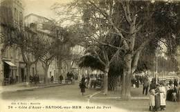 CPA - France - (83) Var - Bandol-sur-Mer - Quai Du Port - Bandol