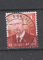 COB 3695 Oblitéré Cachet Rond Central - 1993-.. MVTM