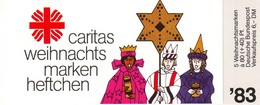 Caritas/Weihnachten 1983 Sternsinger 80 Pf, 5x1196, Postfrisch - BRD